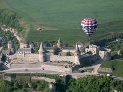 """""""Хортица"""" над крепостью Каменца-Подольского"""